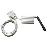 2pcs/lot Long distance 3km 433MHz 500mW RS232 DB9 port Long Range Wireless transceiver RF Module