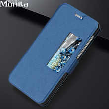 Open Window Flip Leather Case For Huawei Honor 6 Case Stand Luxury Protective Case For Huawei Honor 6 Flip Cover Soft Case