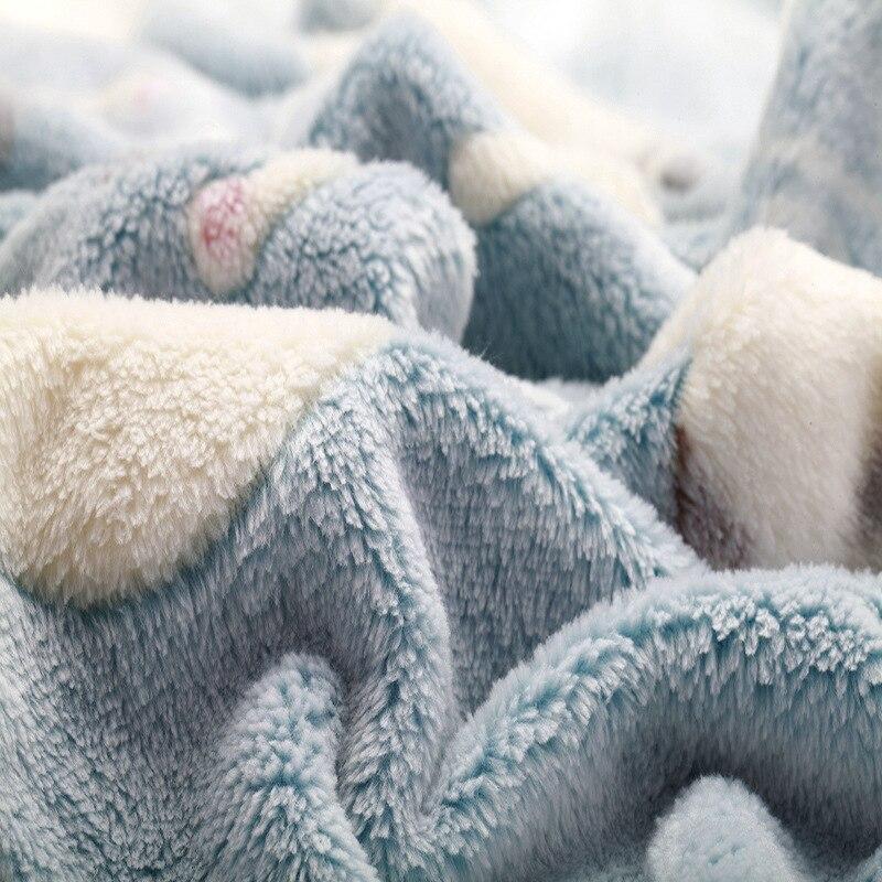 100x150cm Coral Flannel Fleece Baby Blanket Throw Baby Swaddle Wrap Bebe Envelope Wrap Newborn Baby Bedding Blanket