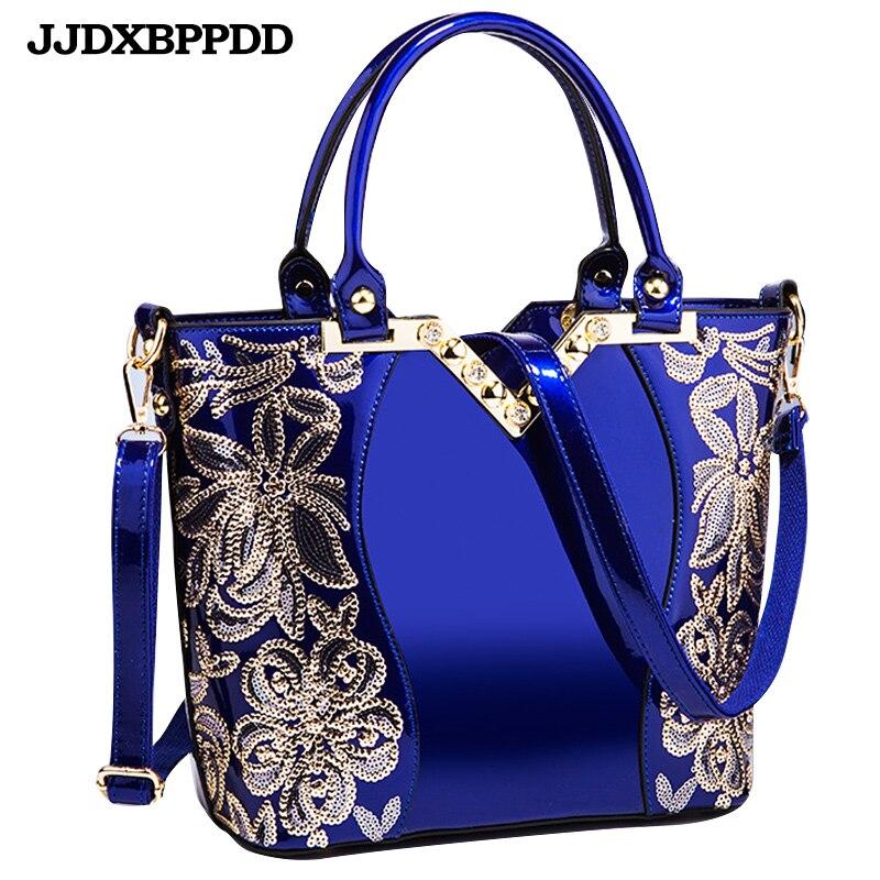 Women Bags Shoulder Handbags Large Capacity Women s Handbags Shoulder Messenger bags Floral Luxury Floral Bag