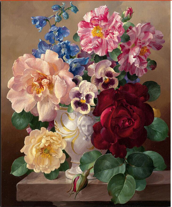 Художественные картинки цветов, поделка объемная открытка
