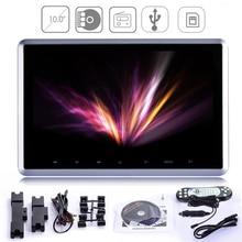 10 «numérique TFT LCD Écran Auto Voiture Appui-Tête Moniteur USB/SD Lecteur DVD Construire-dans IR/ FM/Haut-Parleur avec Disque De Jeu HDMI Télécommande