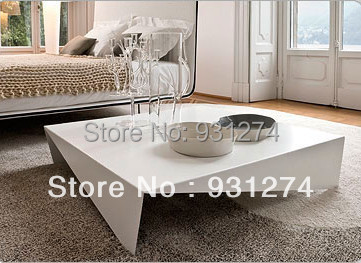 Acrylic Coffee Table/Lucite Perspex Plexiglass Tea Table/Side End Table/Acrylic Furniture hot sale c shaped waterfall acrylic occasional side table