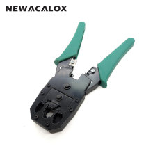 Plug Modular Connector Wire Multifunction Tools Cutter Stripper Crimping DIY Netwotk Adjustable Repair Cable Crimper