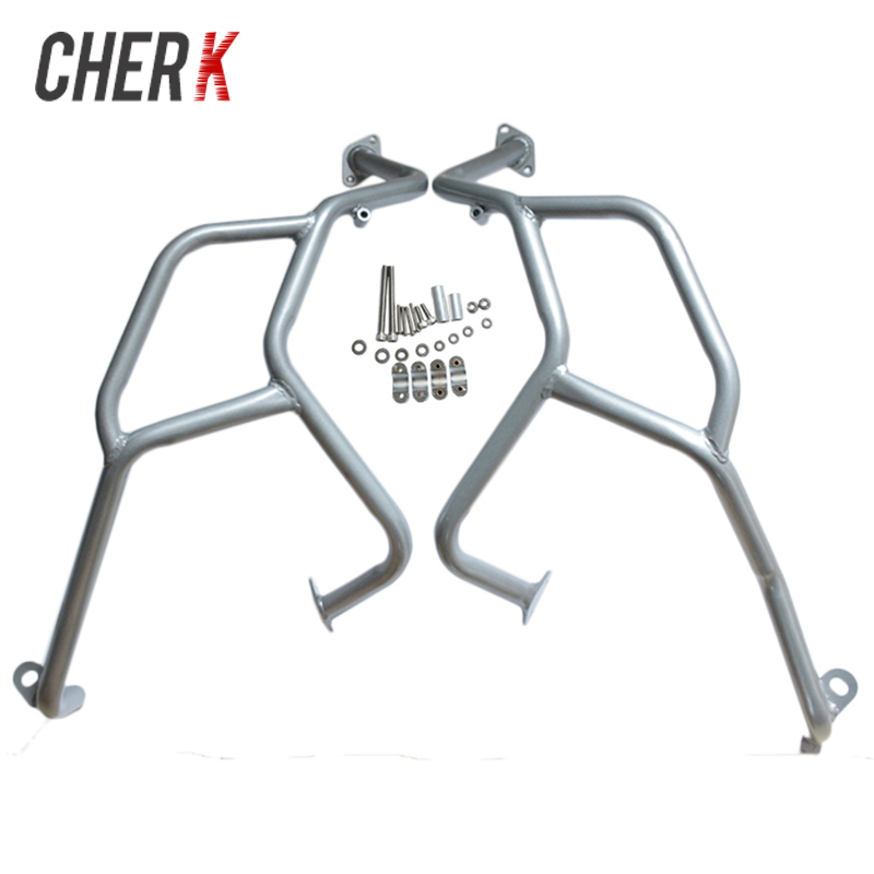 Aliexpress.com : Buy Cherk Sliver Motorcycle Upper Engine