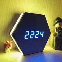Настольные часы мини-камера ночного видения электронные часы беспроводная wifi камера IP P2P CC tv Детский Монитор домашний мониторинг безопасности