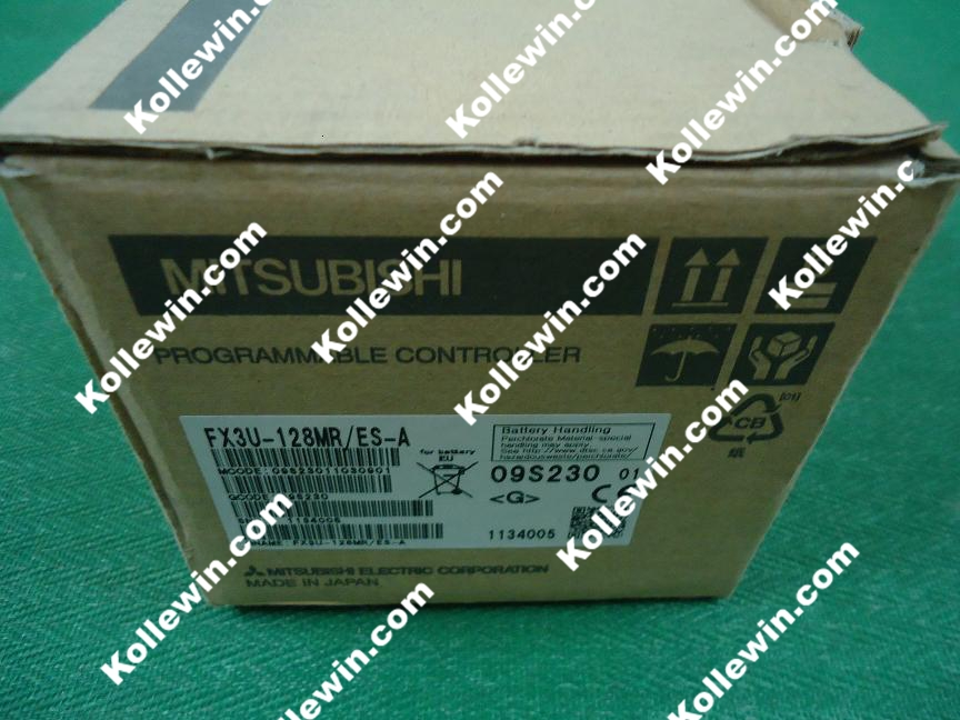 FX Series PLC Module FX3U-128MR/ES-A,64 Input 64 Relay Output,100-240V AC FX3U-128MR/ESA,FX3U128MR/ESA, FX3U128MRESA NEW in box fx series plc extension module block fx2n 8eyr fx2n8eyr 8 points output relay 240vac freeshipping new in box