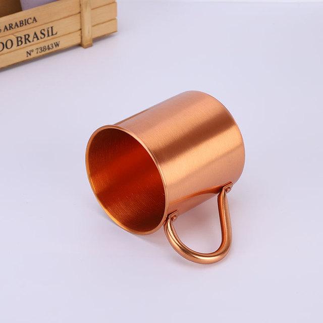 Classic Copper Beer Mug