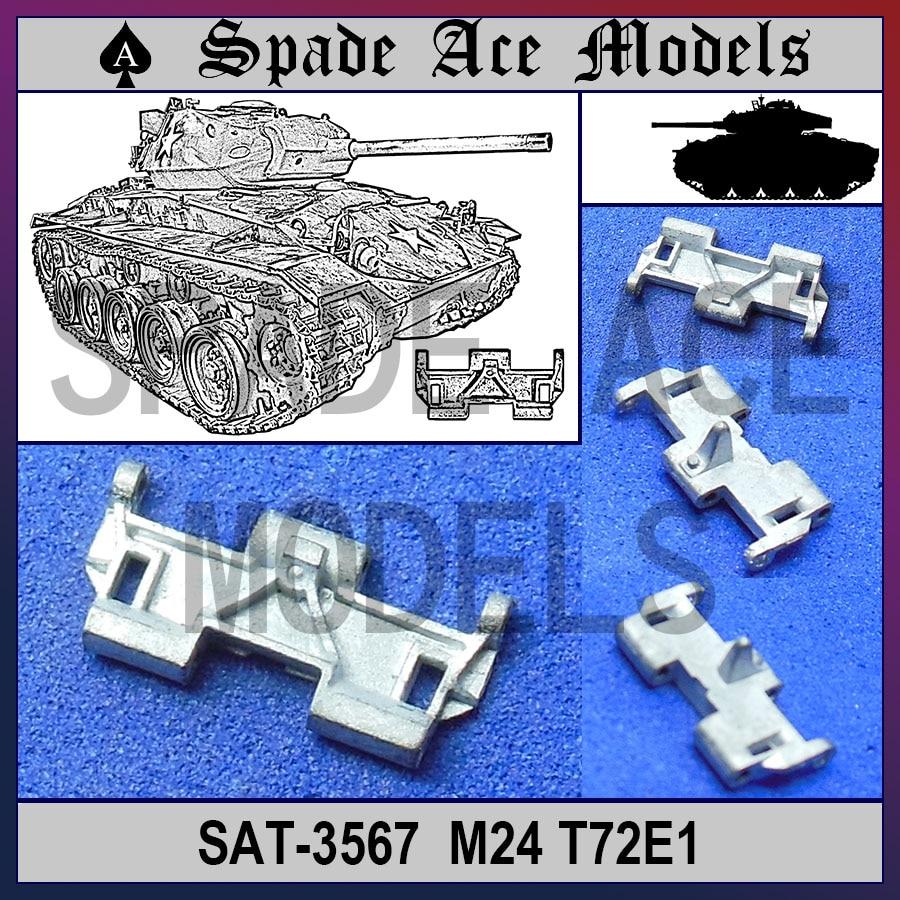ФОТО Spade Ace SAT35167 1/35 Metal Track M24 T72E1