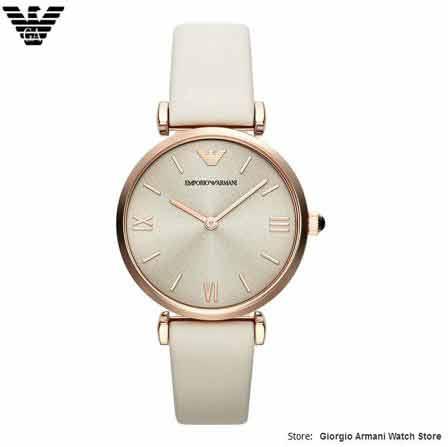 Originele Giorgio Armani horloges, Armani Dameshorloge Britse stijl - Dameshorloges