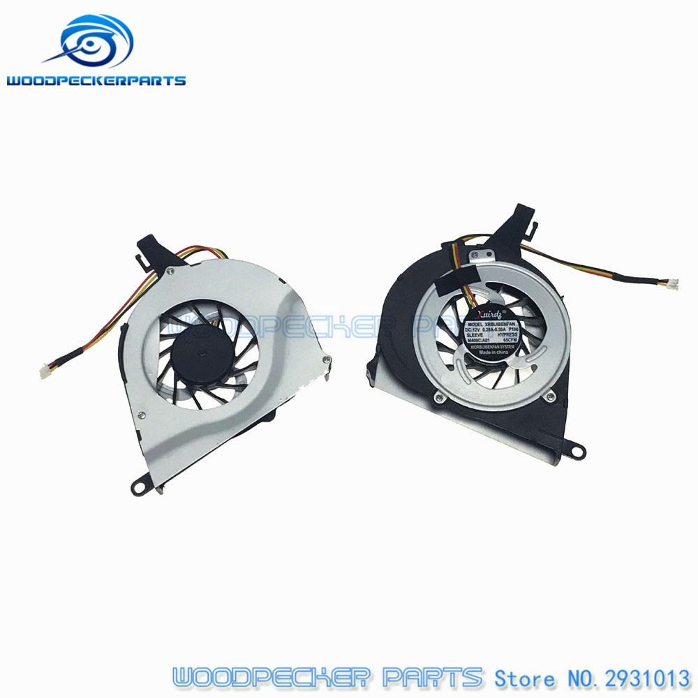 Original Laptop CPU Cooling Fan For Toshiba L650 L650D L655 L655D L750 L750D Cooler fan