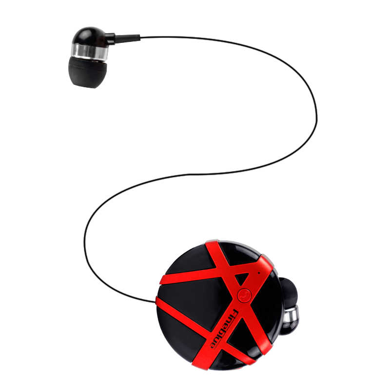 FineBlue FD-55, стерео гарнитура, Bluetooth, наушники, звонок, напоминание, вибрация, громкая связь, Auriculares, универсальные для телефона