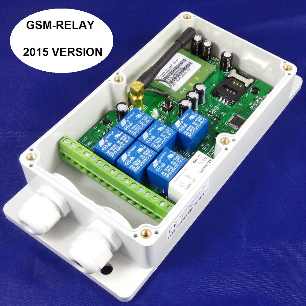ФОТО 7 outputs relay Switch GSM Remote Control Relay (Quad Band)/wireless GSM remote control switch working GSM cell phone networks