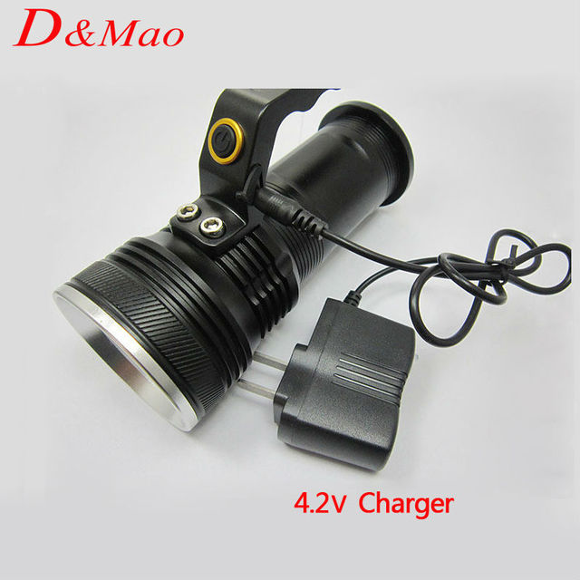 CREE R5 3800 Lumen LED Flashlight Lamp Torch camping light Lamp miner's lamp spelunking Torch light for 2*18650+1*Power supply