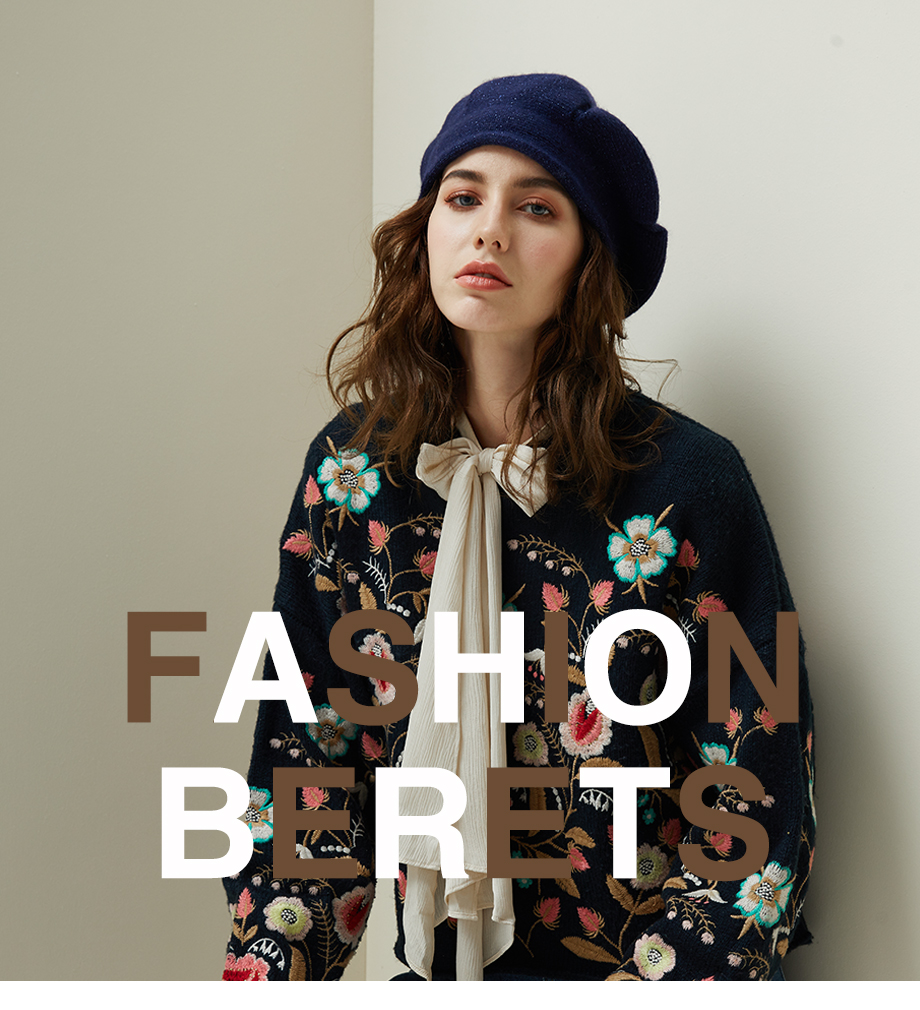 Women Knitted Beret Winter Warm Hat Female 2018 New Brand British Style Lady Painter Bonnet Hats Solid Color Beanies Wholesale (1)