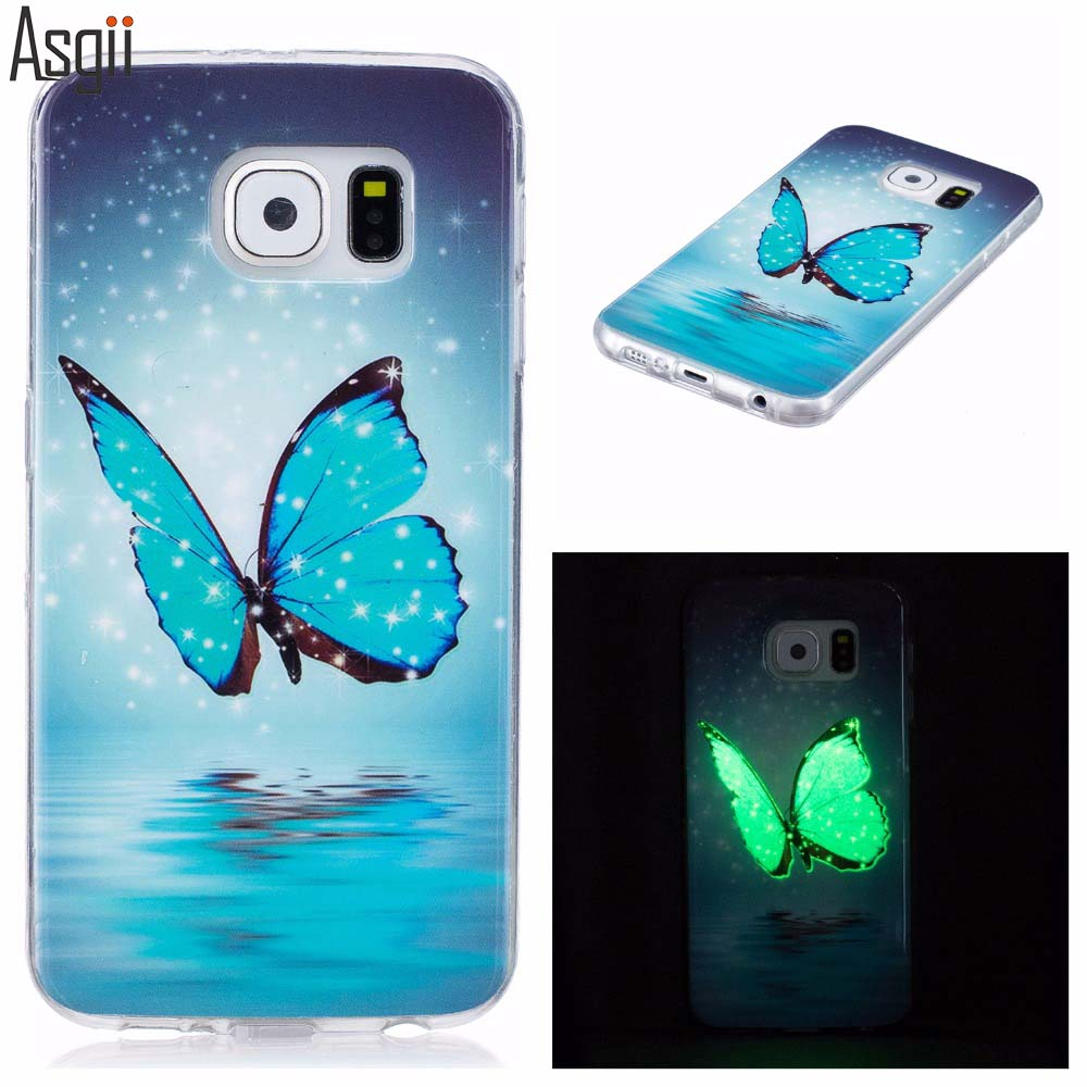 For Sumsung S5 S6 S6 edge S7 edge Fashion Style Flash Hot Sale Soft Case Animal TPU High Quality Cover Case For Samsung J7 J5 J3