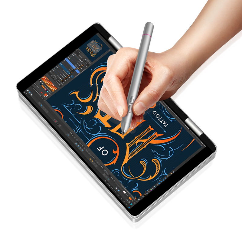 Super cool Palm Style Laptop Computer one netbook 7inchOne Mix1S Tablet PC 360 rotated 3965Y Plus IPS touch Screen Fingerprint