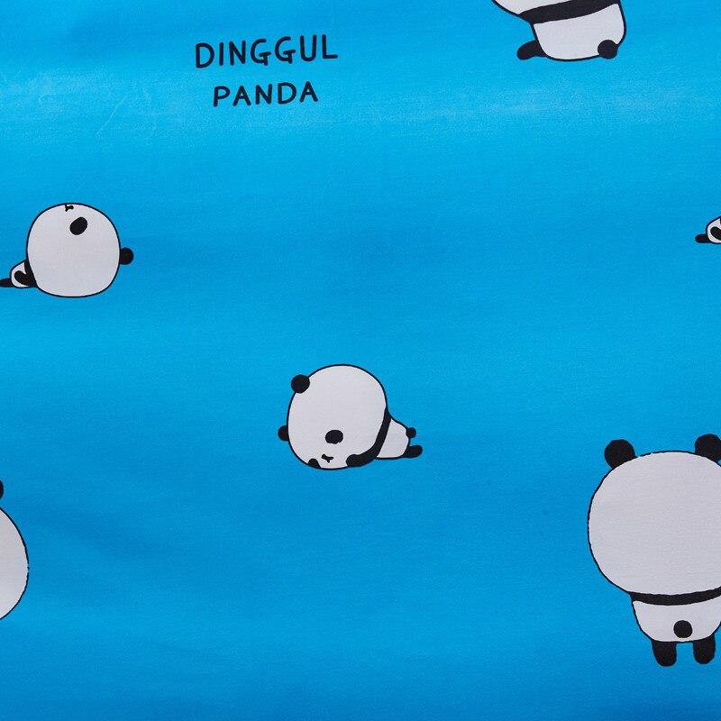 Gambar Panda Biru Lucu Rahman Gambar