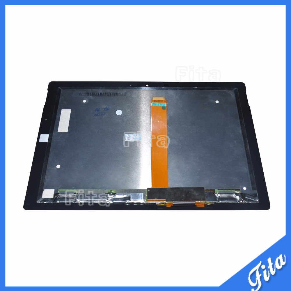 For Microsoft Surface 3 1645 RT3 LCD Display With Touch Screen Digitizer Assembly Original Replacement Parts replacement new lcd display touch screen assembly for microsoft surface rt 1516 black free shipping