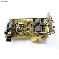 IWISTAO Discrete Components Stereo FM Radio Board LA3401 Decoding TDA2030A Amplifier