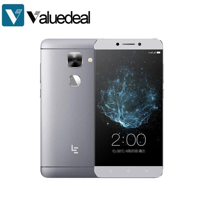 Оригинальный LeTV LeEco Le Max 2x820 32 ГБ Встроенная память ОС Android 6.0 4 г LTE смартфон 64- бит для Qualcomm Snapdragon 820 4 ГБ оперативной памяти