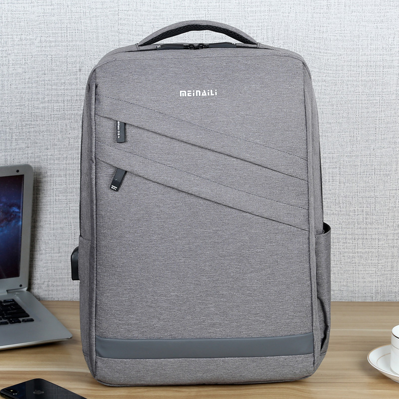 NEW BLACK 15.6-inch 27L USB charging anti-theft waterproof nylon Mochila travel mens backpack casual business laptop backpack NEW BLACK 15.6-inch 27L USB charging anti-theft waterproof nylon Mochila travel mens backpack casual business laptop backpack