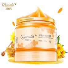 150g Honey & Milk Nourishing Hand Cream Wax Mask Moistur