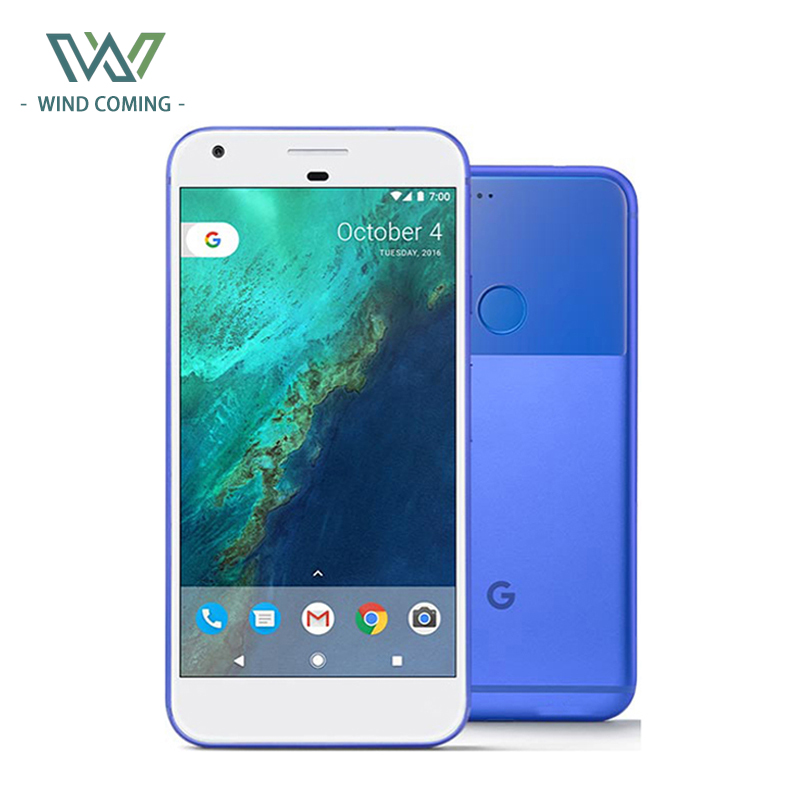 Collectibles Original Us Version Google Pixel Xl Lte Mobile Phone 5.5 4gb Ram 32/128gb Rom Snapdragon 820 Fingerprint Android Cellphone Invigorating Blood Circulation And Stopping Pains