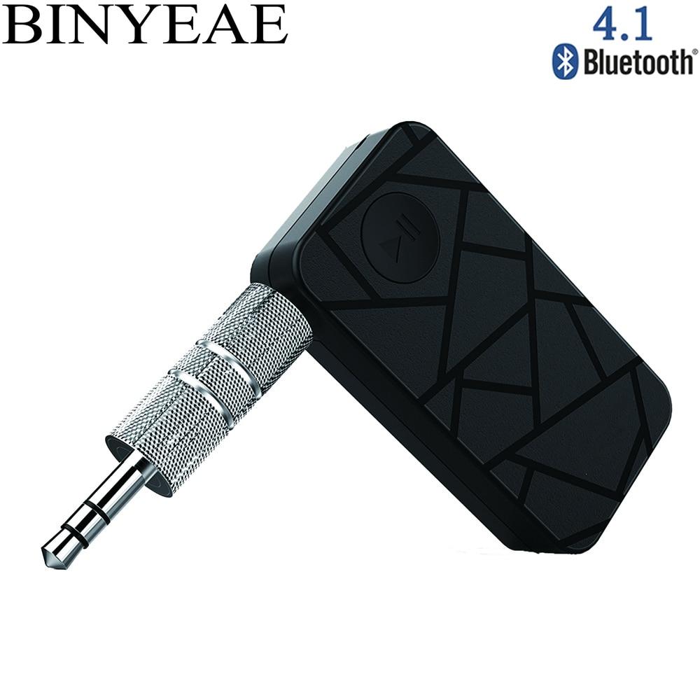 Mini Bluetooth 4,1 Freisprechen Musik Empfänger Wireless Audio Adapter Für Jbl Bose Soundock Lautsprecher Mit Stereo Aux 3,5mm Ausgang Tragbares Audio & Video