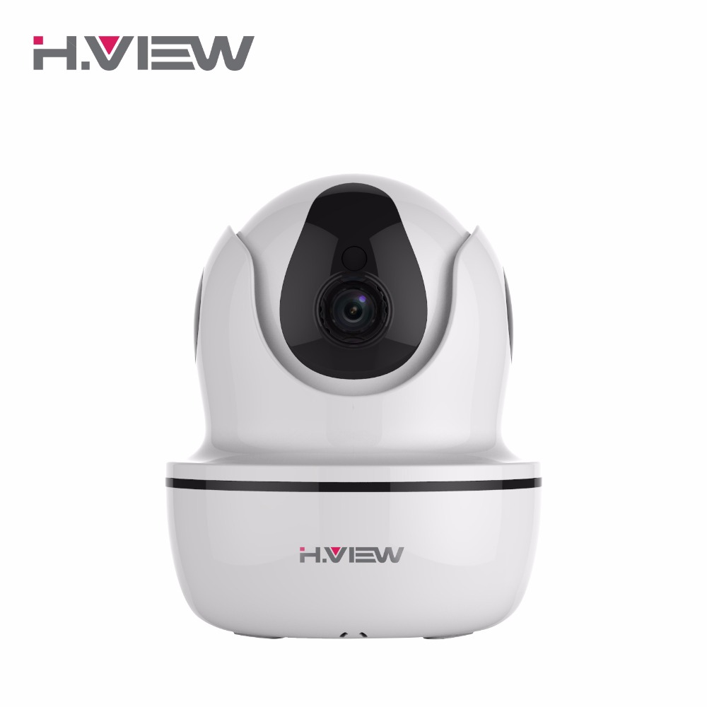 H View IP Camera 1080P Wifi Wireless Suveillance Camera IR Control Function Infrared Control TV Air