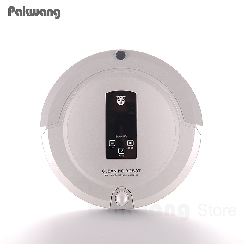Good robot vacum cleaner A325 Self-Recharging robot vacuum cleaner for pet hair Wireless Vacuum Cleaner