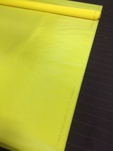 Yellow 77T 48um 260CM screen printing fabrics for printing with free shipping