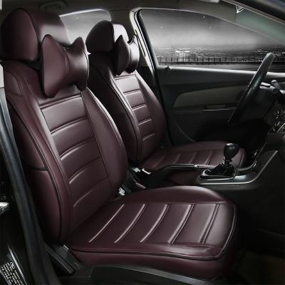Tampa de assento do carro para Chrysler 300C PT Cruiser Sebring voyager Rendezvous Regal Royaum GL8 Park Avenue LaCrosse enclave Fogo Cruzado