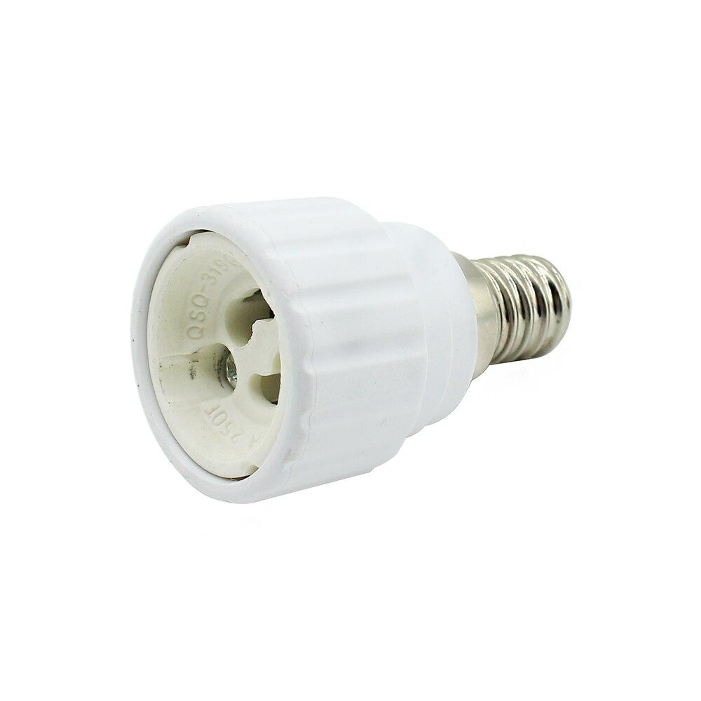 Super billig FÜHRTE Adapter E14 auf GU10 Lampenfassung Converter ...