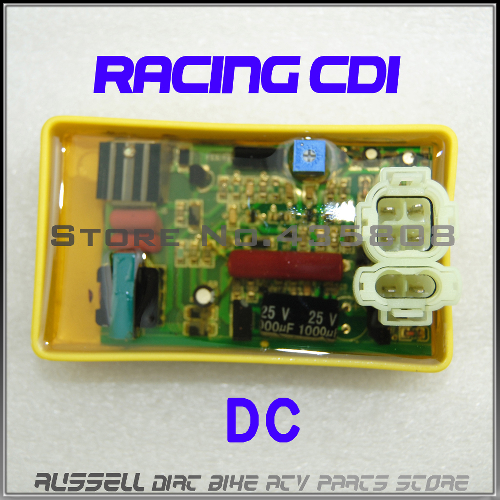Dc 6 Wire Cdi Box Diagram Wiring Library Atv Pin Universal Modified Motorcycle Motorbike Scooter Moped Buggy