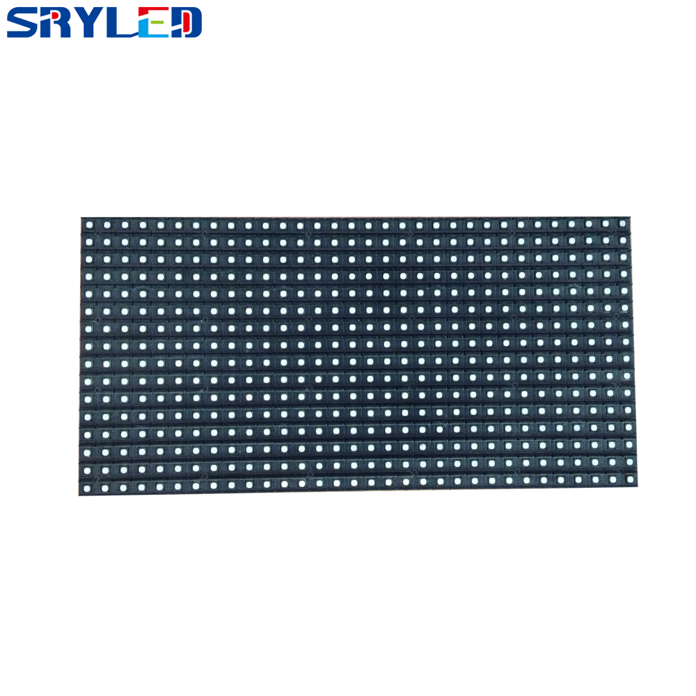 P8 Outdoor Full Color Videowall Led Module 256x128mm Smd3535 Brightness 6,500nits High Resolution Module