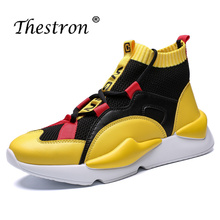 Best selling Running Shoes For Men 2019 Outdoor Sports Male Sneaker Breathable Brand Lace Up Jogging Athletic Trainers