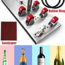 Пивная банка для вина, точная режущая машина 2-11 мм, набор режущих инструментов для рукоделия, режущий инструмент для стеклянной бутылки, резак из нержавеющей стали, плавная резка