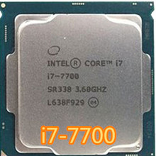 intel i7 9700K 3.6G 95W 8 Cores 8 Threads LGA 1151 14nm Desktop CPU 12MB Cache HD VGA