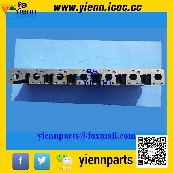 US $1470 0 |100% New HINO H07C H07D Cylinder Head 11710 1600 Good quality  For HINO FD164B FD3HJA TRUCKS H07C H07D Diesel engine Spare parts-in