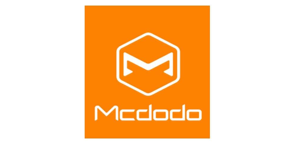 Лого бренда MCDODO из Китая