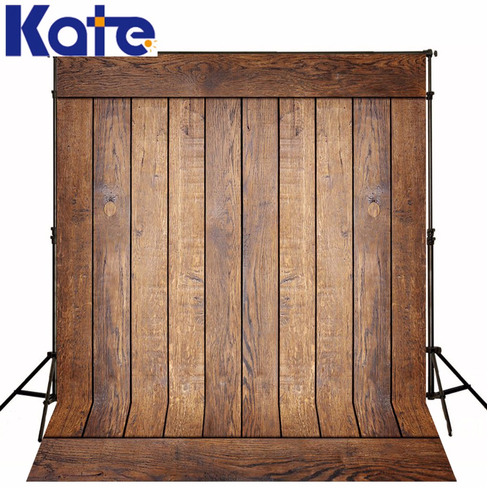 Photography Backdrops Wooden Bars Structure Wood Brick Wall Backgrounds For Photo Studio Ntzc-092 купить