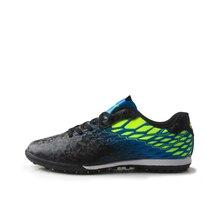 TIEBAO A75523B Turf Soccer Shoes Outdoor Women Men TF Football