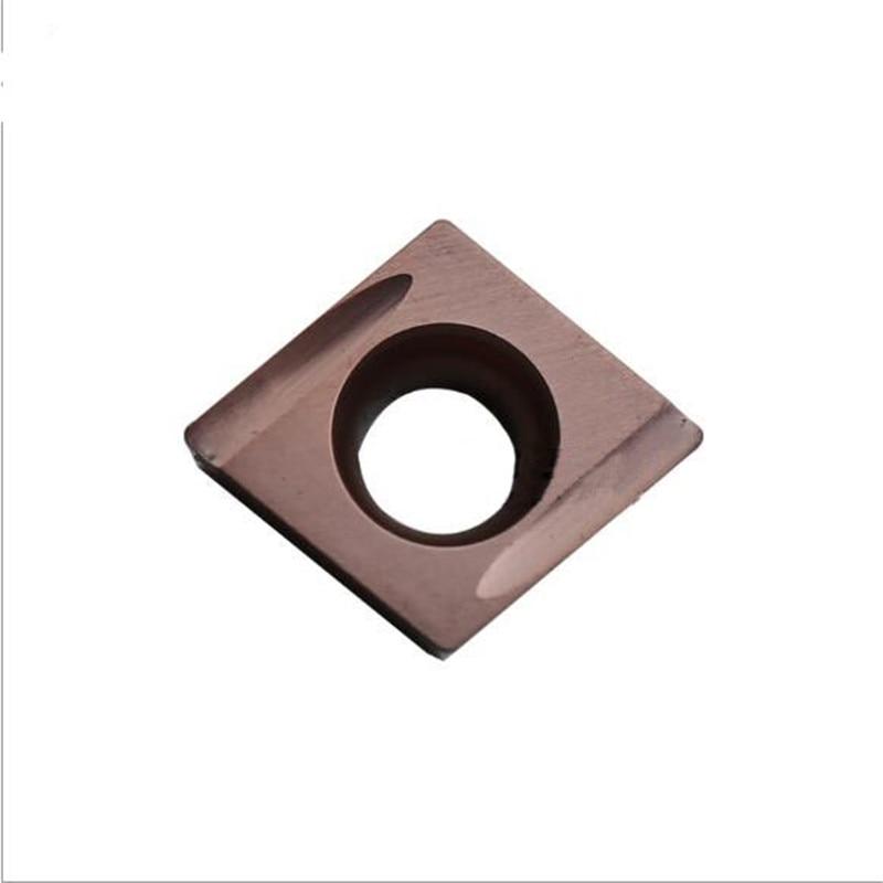 CCGT09T304EL U PR930, 100% insert carbure kyocera original, petits outils de tournage porte outil barre d'alésage CNC tour de fraisage