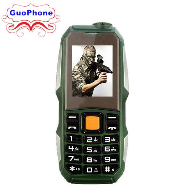 2018 Quality Low Price Mobile With Camera MP3 FM Shockproof Dustproof Rugged Sports S8 Cheap Phone((Can Add Russian Keyboard)