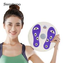 Fitness Weight Abdomen Twisted Twisting Loss Belly  Waist Home Womens Thin Sports Equipment