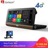Junsun E31 Pro 4G ADAS 7 8 Car DVR Camera GPS Android 5 1 RAM 1GB