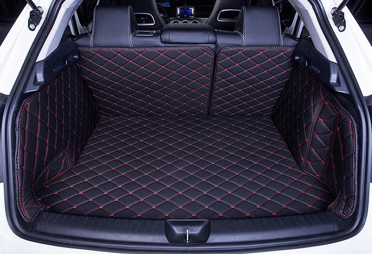 Aliexpress Com Buy Topmats Trunk Mats For Mercedes Gla