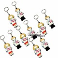 Dental Handpiece Key Chains Dental Promo Gifts Dental Creative Keychains