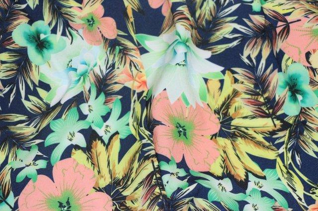 Boho Summer Floral Shorts